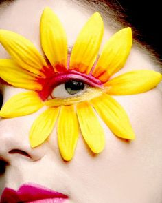 Flowered eye