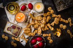 Παραδοσιακά Πασχαλινά Κουλουράκια | Συνταγή της Γιαγιάς
