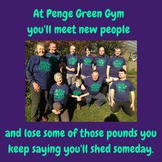 Penge Green Gym Twitter / Instagram