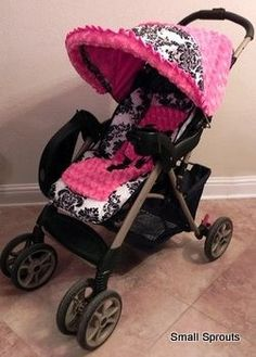 """New parents- If you want the custom cover, PLEASE get cover the stroller and NOT the car seat. Changing or adding to your car seat compromises your child's safety and voids your warranty. It's not worth risking your child's safety just to have a """"cute"""" seat! (The Car Seat Lady has some info on Aftermarket products, along with the fact that it will state in your manual to not use aftermarket products! http://www.thecarseatlady.com/tips_and_tricks/tips_and_tricks_8.html)"""