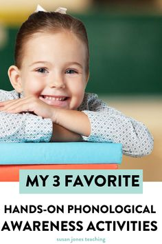 These 3 phonological awareness activities are perfect for your kindergarten and first grade students! In this video, I share 3 phonological awareness ideas and activities that help students with alliteration, isolating words in sentences, and blending onset and rime! Students get to use these hands-on activities to manipulate sounds and words. These phonemic awareness activities and sentence building activities are great for guided reading groups, literacy groups, or Daily 5.
