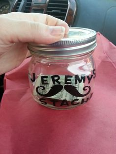 Father's Day piggy bank craft
