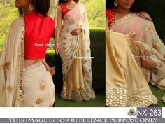 Looking for latest blouse back neck designs for silk sarees? Here are trendy models to try with your pattu sarees and look graceful! Blouse Back Neck Designs, Blouse Neck, Saree Blouse, Blouse Designs, Sari, Pakistani Party Wear, Party Wear Sarees, Indian Sarees, Silk Sarees