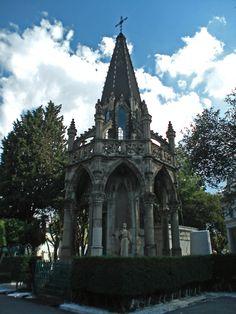 Panteon Español, México City