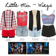 Little mix style outfit fashion Little Mix Outfits, Little Mix Style, Outfits For Teens, Fall Outfits, Cute Outfits, My Style, Fashion 101, School Fashion, Cute Fashion