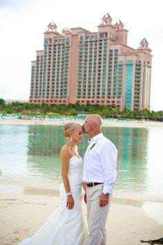 Atlantis Bahamas Wedding Valerie Howard Photography