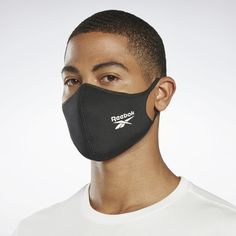 Made with soft, breathable fabric the Reebok Face Cover is comfortable, washable and reusable for practicing healthy habits every day. This cover is not a medically graded mask nor a Personal Protective Equipment but can help prevent the spread of viruses and germs through droplet transmission. Cross Training, Best Face Mask, Face Masks, White Reebok, Mask Online, Adidas, Best Face Products, Classic Leather, Mask Design