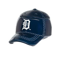 """DETROIT TIGERS™ MLB SCENTSY WARMER It's hats off to America's favorite pastime with our NEW Major League Baseball™ These officially licensed warmers are """"stitched"""" with your team's logo and look great next to the game ball on your shelf. Detroit Tigers Baseball, Baseball Cap, Baseball Season, Major Baseball, Baseball Tickets, Mlb, Scentsy Wax Warmer, Scentsy Bar, Wax Warmers"""