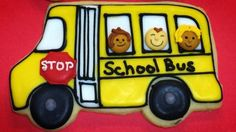 How sweet is this school bus by April Butler from www.facebook.com/twintreatsaeb?!