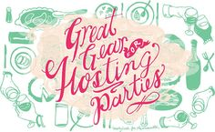 Great Gear for Hosting Parties | The Sweethome