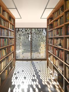 Gallery of Morgan Phoa Library and Residence / Zoltan E. Pali + Studio Pali Fekete architects - 4