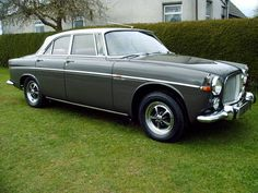 1971 Rover P5b Coupe 3.5 V8 Jonny Cash colour