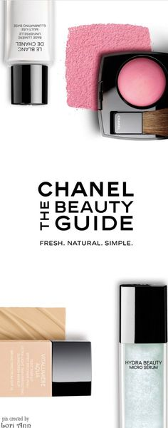 Chanel - The Beauty Guide