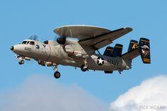 Grumman E-2C Hawkeye 2000 - 165827 - VAW-117 - US Navy