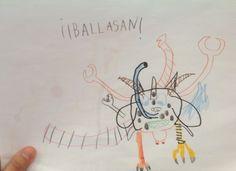 Dibujos mitoilógicos con Daniel Montero Galán