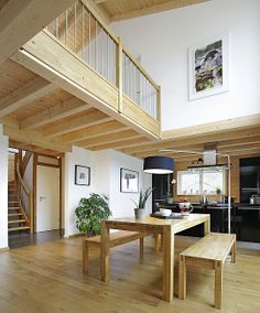 Build your new home with Stommel Haus - Contemporary - Sustainable - Timber House - Gallery Metal Barn Homes, Metal Building Homes, Building A House, Pole Barn House Plans, House Floor Plans, Stommel Haus, Flat Pack Homes, Wooden House Design, Barndominium Floor Plans