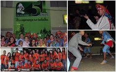 Nesta sexta-feira (22 de março de 2013) O grupo de Xaxado Bandoleiros de Solidão participou das festividades de 51 anos de Emancipação Política de Verdejante