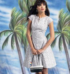 Misses'/Women's Petite Lined Dresses