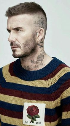 49 Amazing Beards and Hairstyles for Modern Men is part of Mens hairstyles short - So to further improve the characteristics of a square face, the ideal beard style is going to be a goatee […] Trendy Haircut, Best Short Haircuts, Haircuts For Men, Short Hairstyles For Men, Haircut Men, Haircut Short, Estilo David Beckham, David Beckham Style, Hairstyles Haircuts