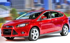 (1. Ford Focus Hatchback) 2014 Best Compact New Cars Under $20000 - Top 5