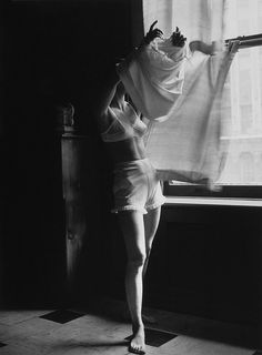 New York 1948 Photo: Lilian Bassman