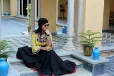Rural fashion | Aarushi Jain