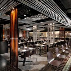 Introducing Conduit, a new San Francisco restaurant designed by architects Stanley Saitowitz. #architecture