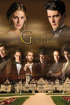 Grand Hotel - a spectular romantic crime Spanish period drama