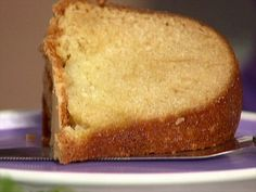 Grandma's Apple Pound Cake from CookingChannelTV.com