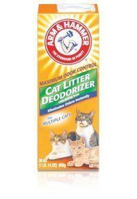 Arm  Hammer Double Duty Cat Litter Deodorizer 30 oz 4 Pack * Click image for more details.