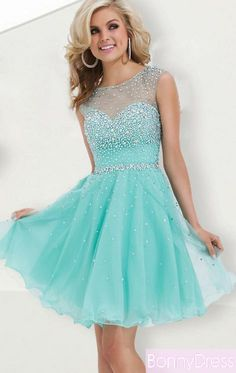 Short Sweet 16 Dresses 2015