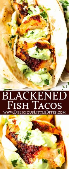 Slaw For Fish Tacos, Fish Tacos With Cabbage, Spicy Fish Tacos, Blackened Fish Tacos, Easy Fish Tacos, Grilled Fish Tacos, Cabbage Slaw, Healthy Fish Tacos, Grilled Shrimp