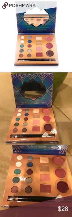 Nova by crown metallic set This is stunning set just purchased before going on vacation but I never used it and I have so much makeup. Sells online for 34 I believe I purchased more. Please reasonable offers brand new never used. nova Makeup Eyeshadow