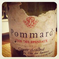 Pommard, Conte Armand