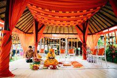 Mix Cultures Wedding in Bali // Sanjana & Tristan // Terralogical