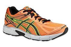 Asics Patriot 7 - Zapatillas de running para hombre, color naranja / negro / amarillo / blanco, talla 44.5 - http://paracorrer.com/producto/asics-patriot-7-zapatillas-de-running-para-hombre-color-naranja-negro-amarillo-blanco-talla-44-5/