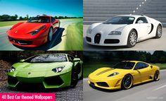 40 Best and Beautiful Car Wallpapers for your desktop. Read full article: http://webneel.com/40-best-and-beautiful-car-wallpapers-your-desktop | more http://webneel.com/best-wallpapers | Follow us www.pinterest.com/webneel