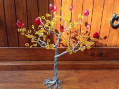 Wire Scuptured Tree By John Donlon Artist