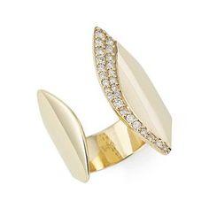 Lana Jewelry 'Elite - Electric Flawless' Diamond Open Ring | Nordstrom