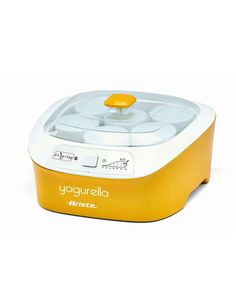 Preparare uno yogurt cremoso e genuino sarà un gioco da ragazzi grazie a Yogurella! In offerta su Rospetto.com a soli 21,50€!#yogurella #ariete #yogurt #frutta #fruit #nuts #food #sweets