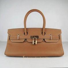 Sacs Hermès Pas Cher Birkin 42cm Togo Cuir Sac Café Clair 62642 €249.00