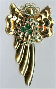 Irish Angel Pin~