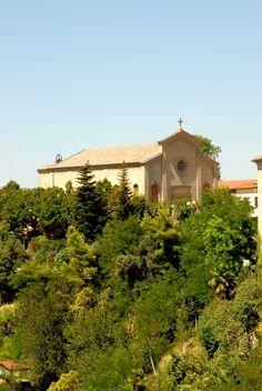 Chiesa di S. Anatolia. #marcafermana #petritoli #fermo #marche