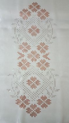 Moda Emo, Diy And Crafts, Elsa, Stitch, Decor, Towels, Farmhouse Rugs, Cross Stitch, Makeup Collection