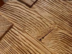 rusztikus, natúr fa bútor