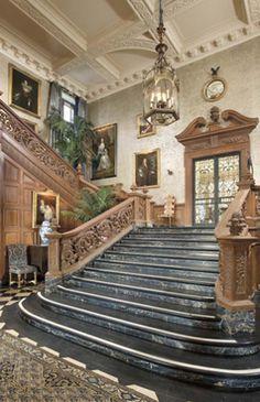William R. Eubanks » Interior Design and Antiques » Exquisite Spaces » Hallways