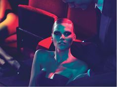 W Magazine: Red Lights Blue angels 2