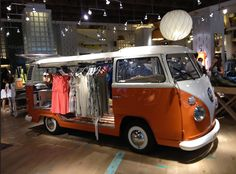 Cars and motorcycles in retail | store | interior | design
