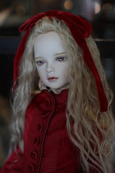 Hizuki doll