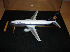 Lufthansa Boeing 737-300 Delmenhorst (Modell Edition)